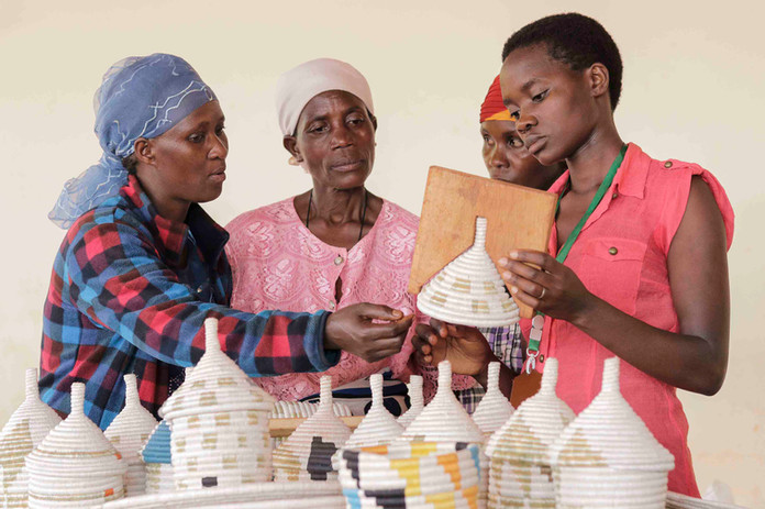 WomenCraft Quality Control Training with