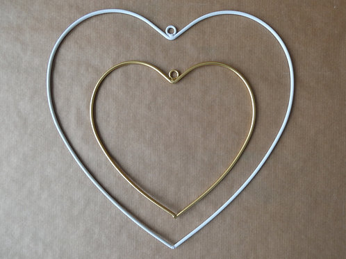 Metall Herz