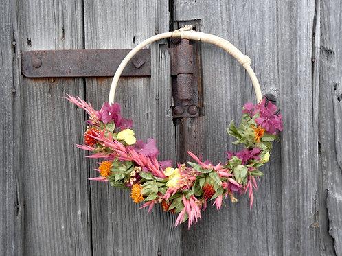 """Flower Hoop """"Felicity"""""""