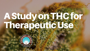 Therapeutic Effects of THC: A Study