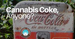 Coca Cola Cannabis Drinks?