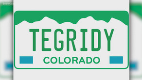 Only in Colorado: A Cannabis License Plate Auction