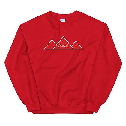 TriPyramid Unisex Sweatshirt