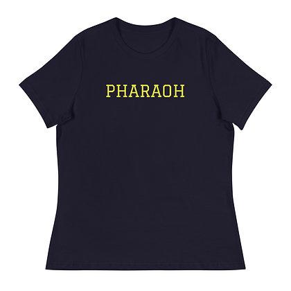 Women's Relaxed University Style T-Shirt