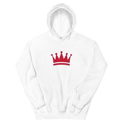 Red Crown Unisex Hoodie