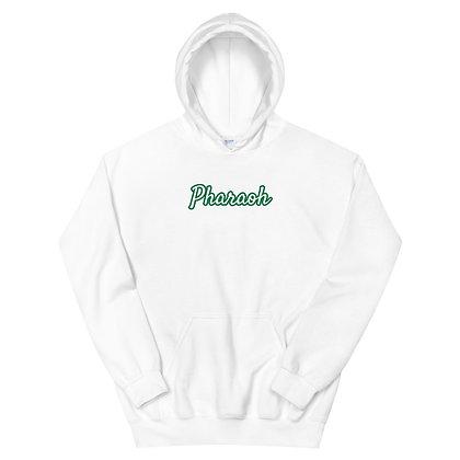 Green & White Pharaoh Unisex Hoodie