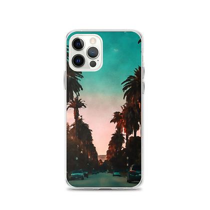 LA Street iPhone Case