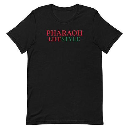 Black Lifestyle Collection Short-Sleeve Unisex T-Shirt