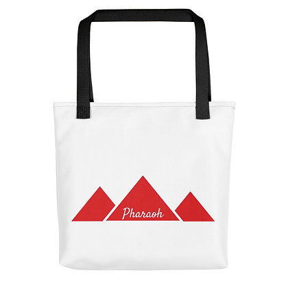 Elegant TriPyramid Tote bag