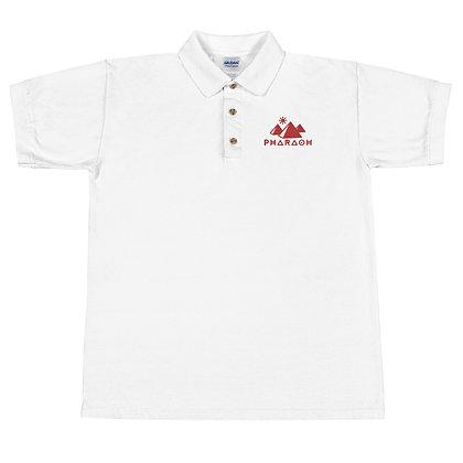 Pharaoh Classic Embroidered Polo Shirt