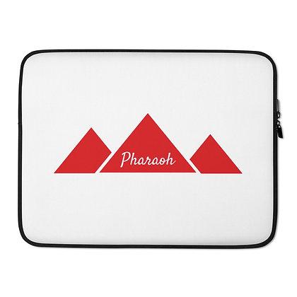 TriPyramid Logo Laptop Case