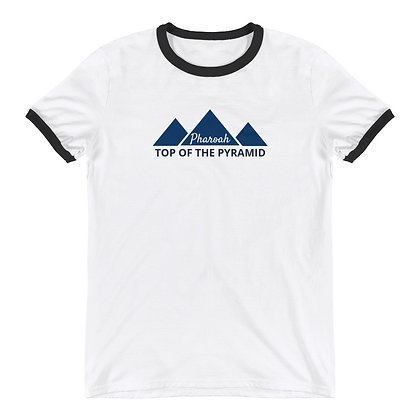 Top of the Pyramid Ringer T-Shirt