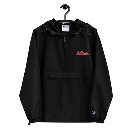 Embroidered Pharaoh + Champion Packable Jacket