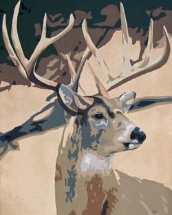 10 Point Buck - Slade Roberts Studio