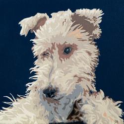 Fox Terrier - Jackson - Slade Roberts Studio