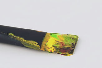 Slade Roberts Studio paint brush
