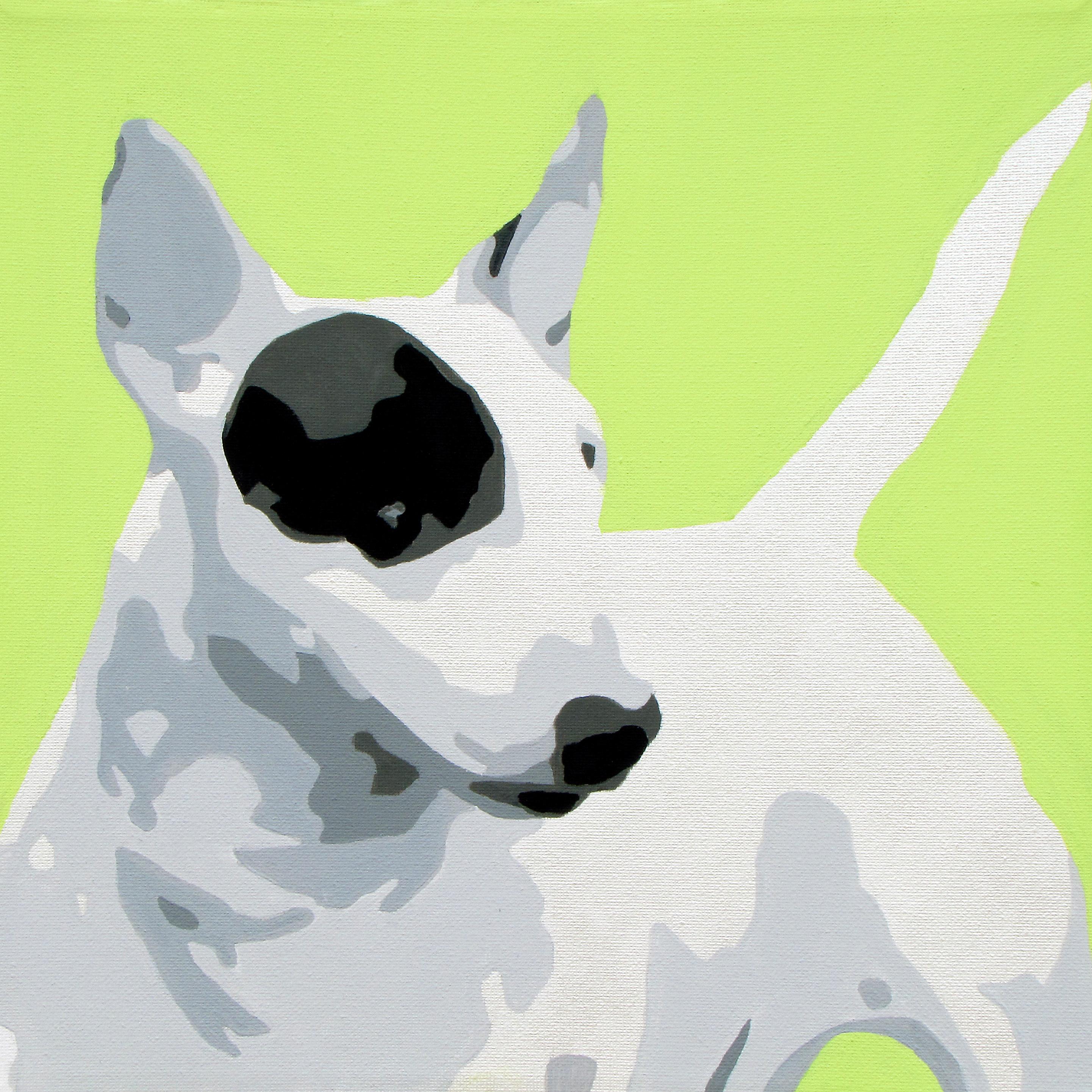 Bull Terrier - Slade Roberts Studio