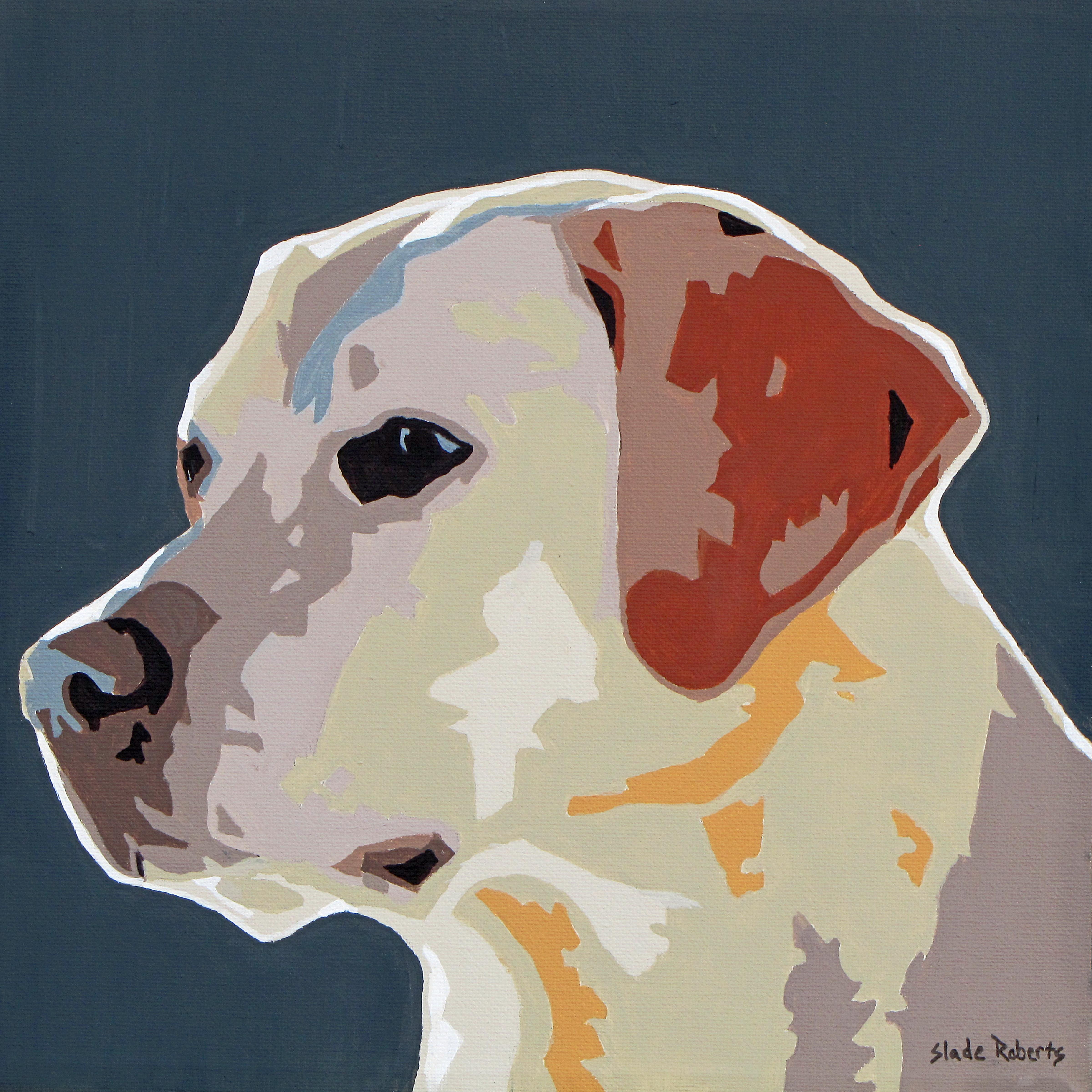 Labrador - SladeRobertsStudio