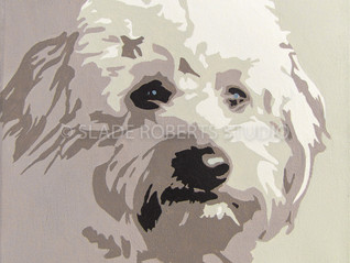 New Work: Goldendoodle