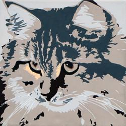Siberian Cat - SladeRobertsStudio