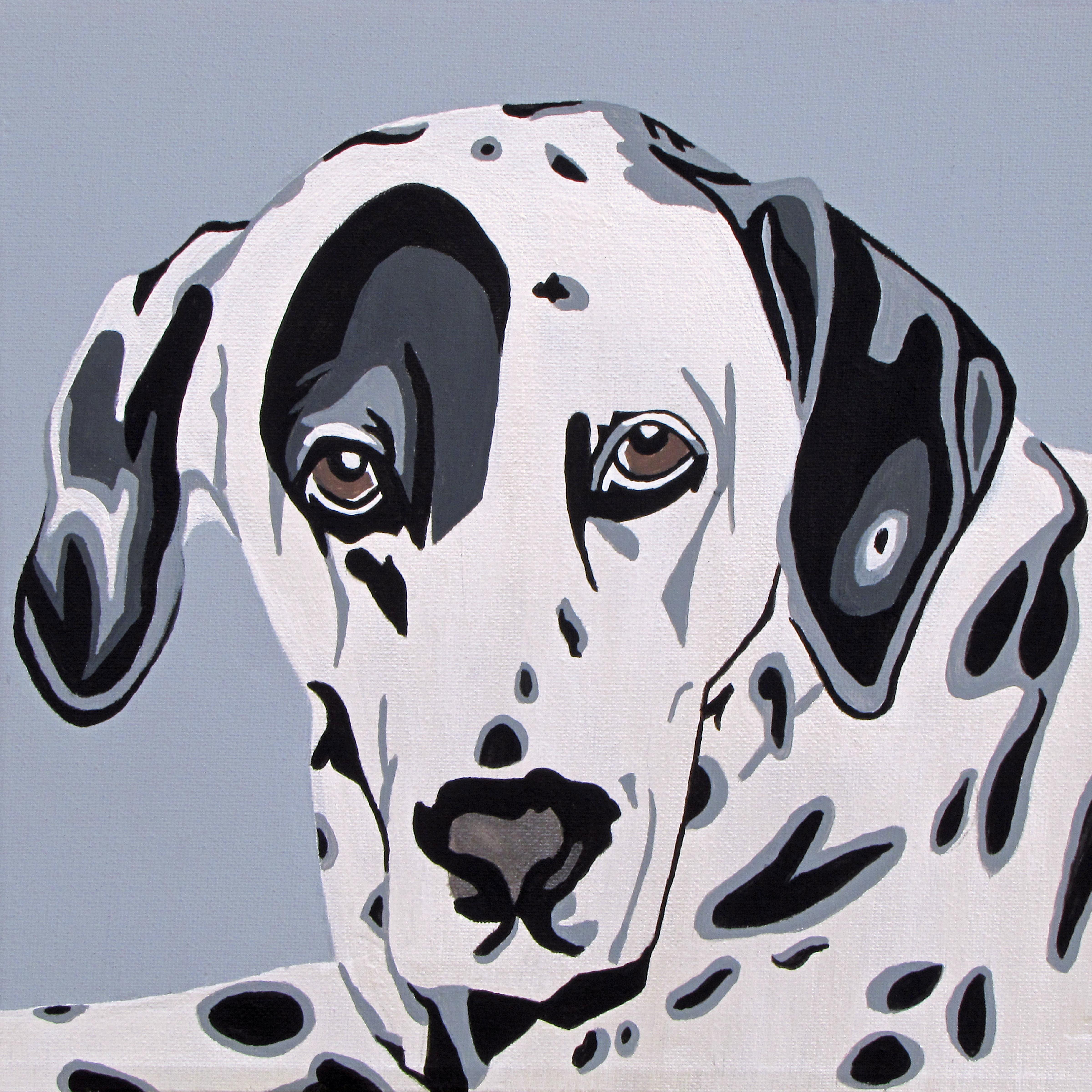 Dalmatian 2 - Slade Roberts Studio
