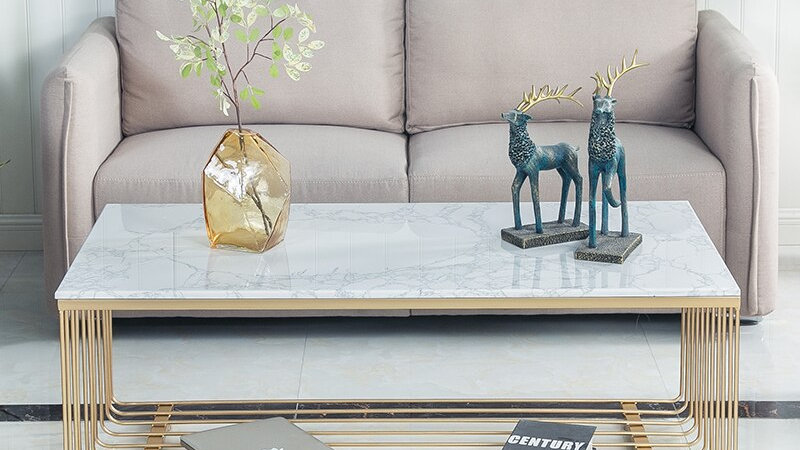 Louis Statement Coffee Table