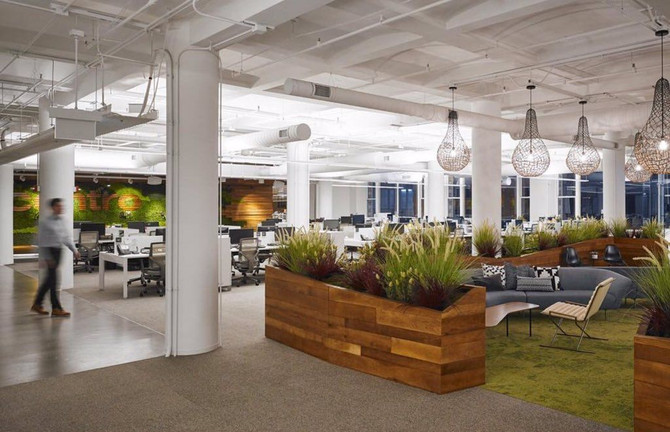 Top Trends for Office Spaces