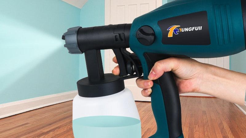 500W Electric Paint Sprayer