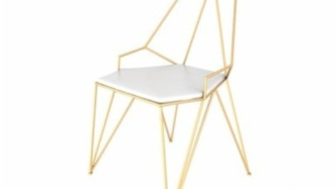 Fresh and Simple Dining Chair For Commercial or Residential
