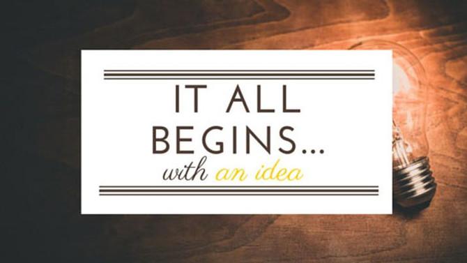 Design Begins with an Idea