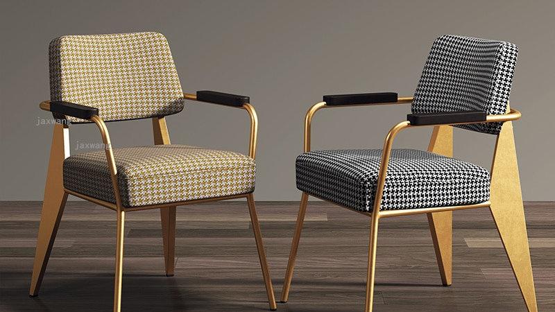 Post-Modern Minimalist Dining Chair