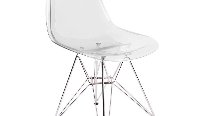 Transparent Chair Dining Chair