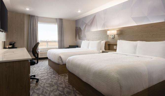 Calgary's Newest Hotel Design Inspiration
