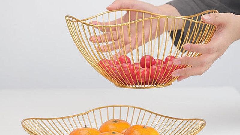 GO FOR GOLD Display Basket