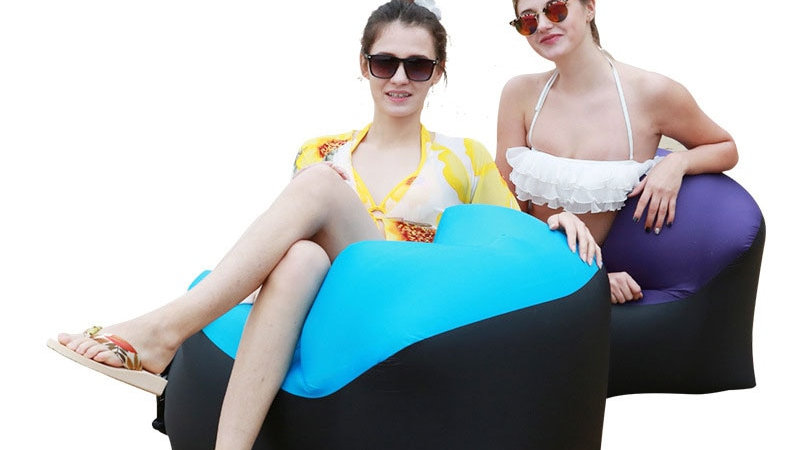 INFLATABLE Beach or Camping chair! Reg $42 SALE $29