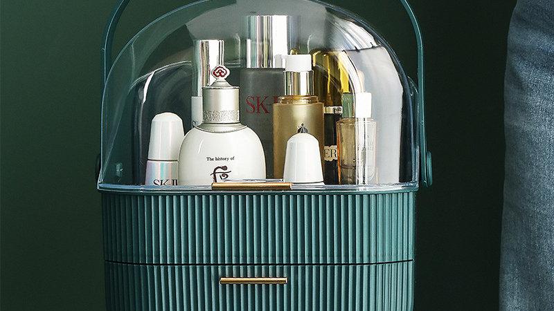 RETRO Jewelry & Cosmetic Storage Box