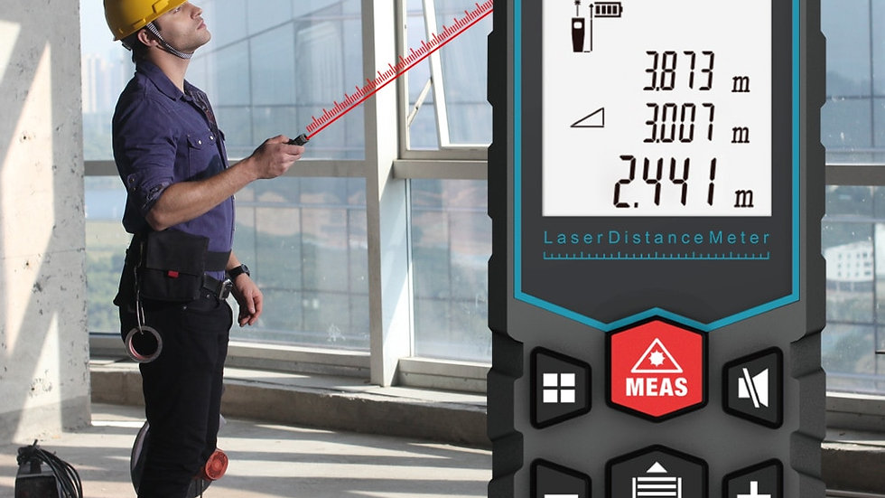 Home Renovation Laser Digital Measuring Tool