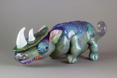 Rhinoceros-Chameleon