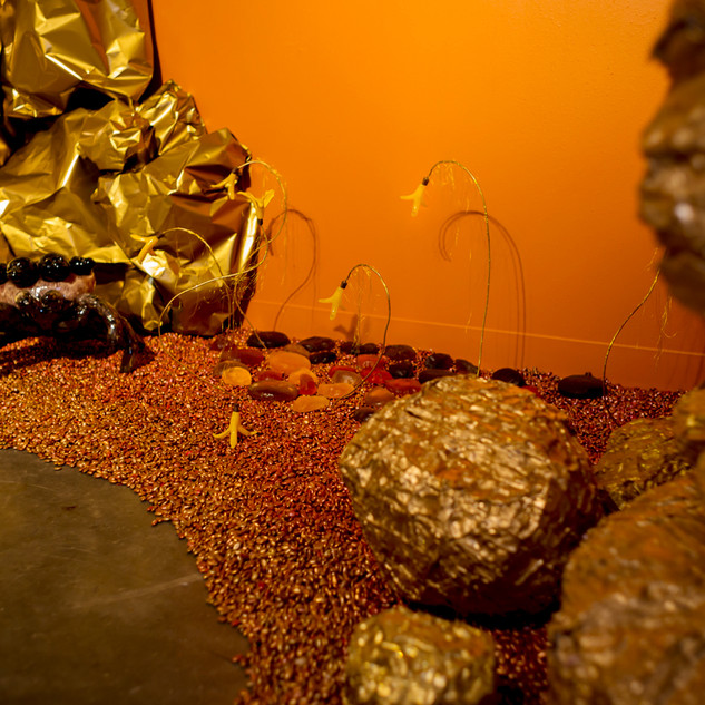 The Amber Grotto 2017