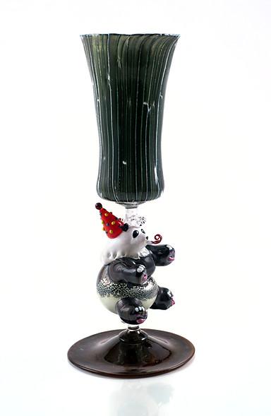 Birthday Panda Goblet