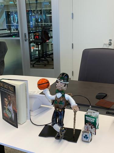 The Boston Celtics Office