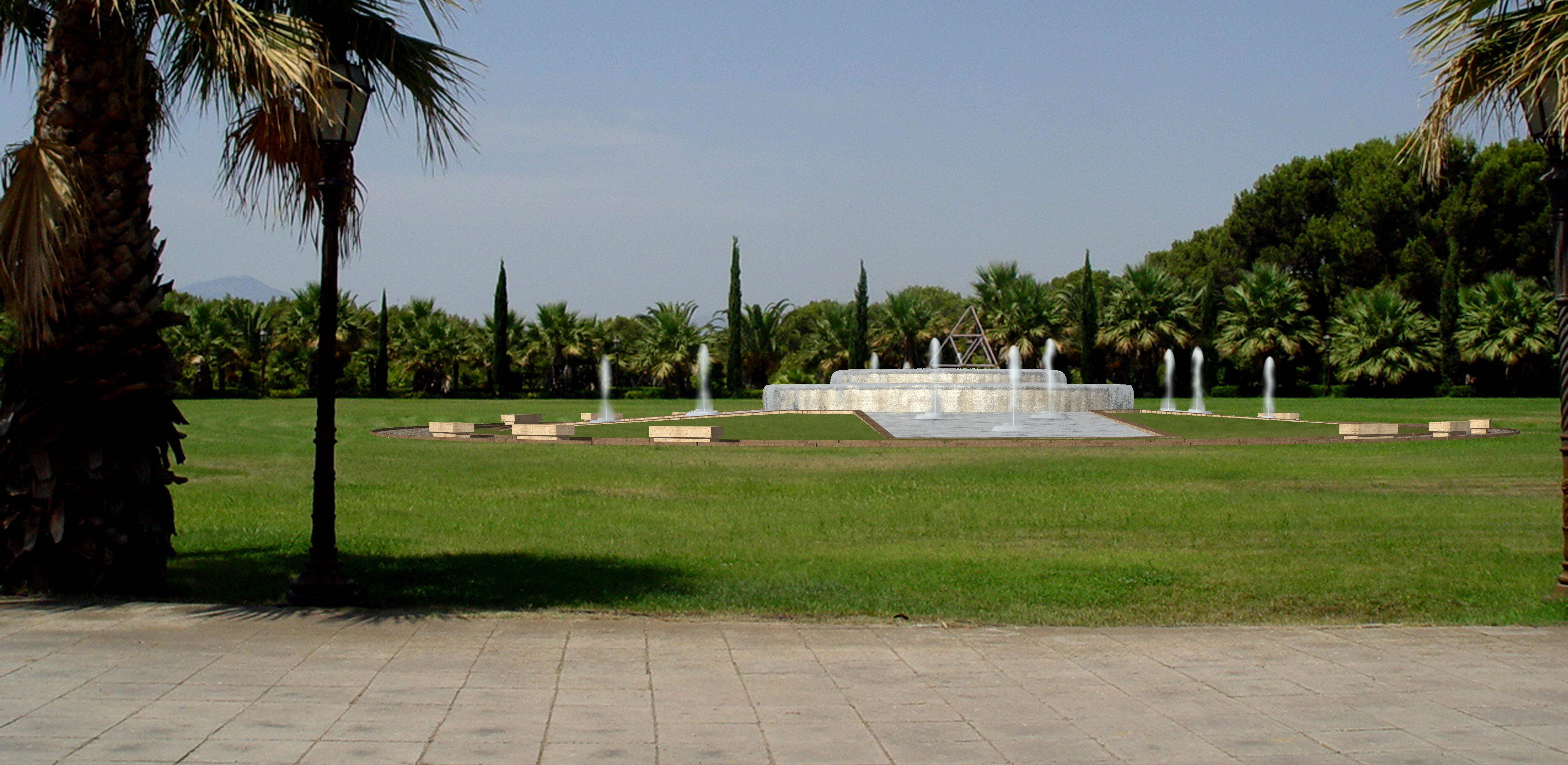 Fontaine - Cagliari