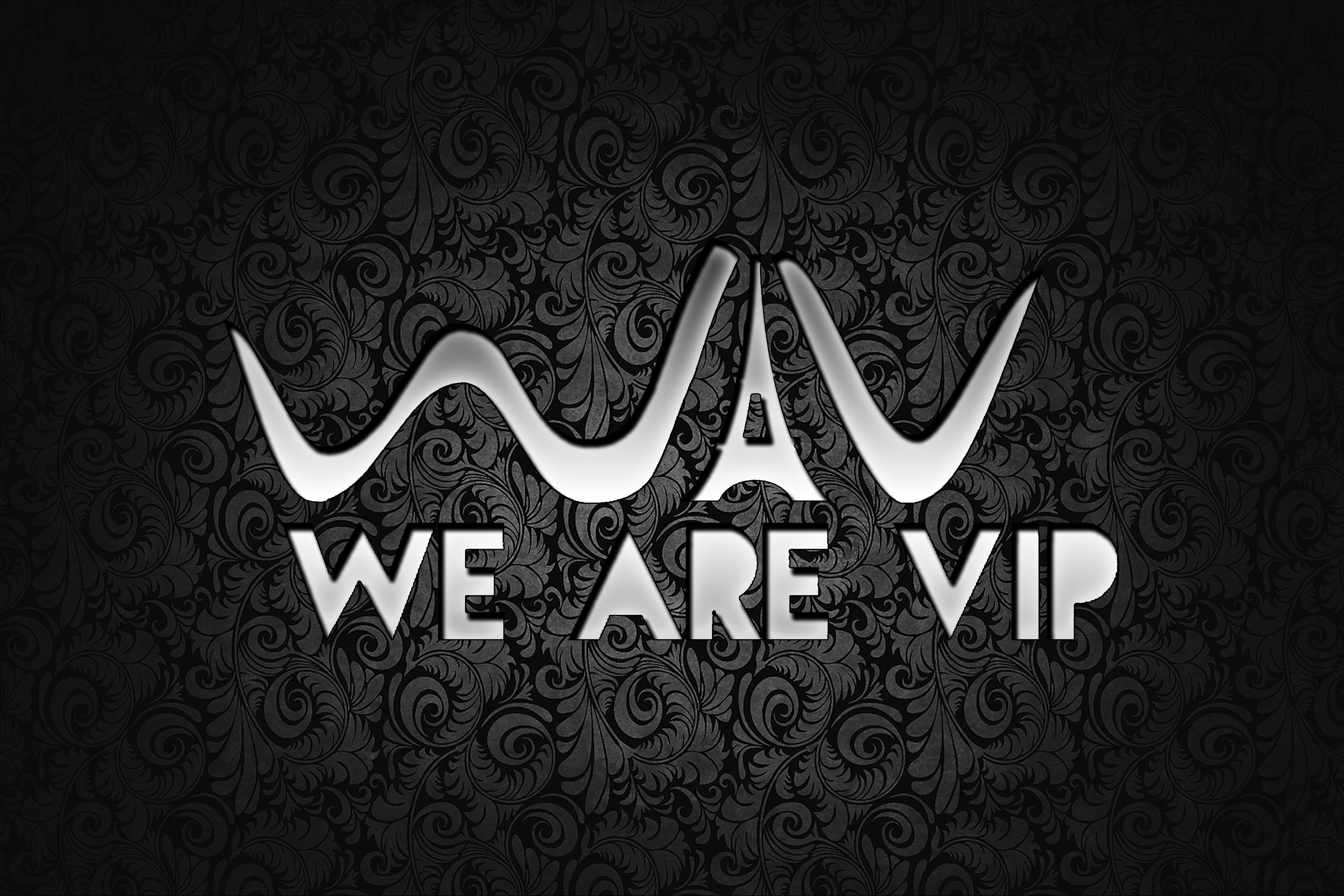 LOGO - we are vip