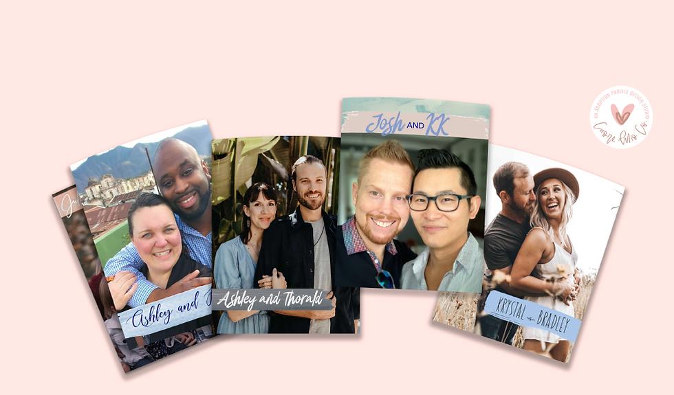 Adoption Profile Books