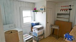 Storage-Laundry Room