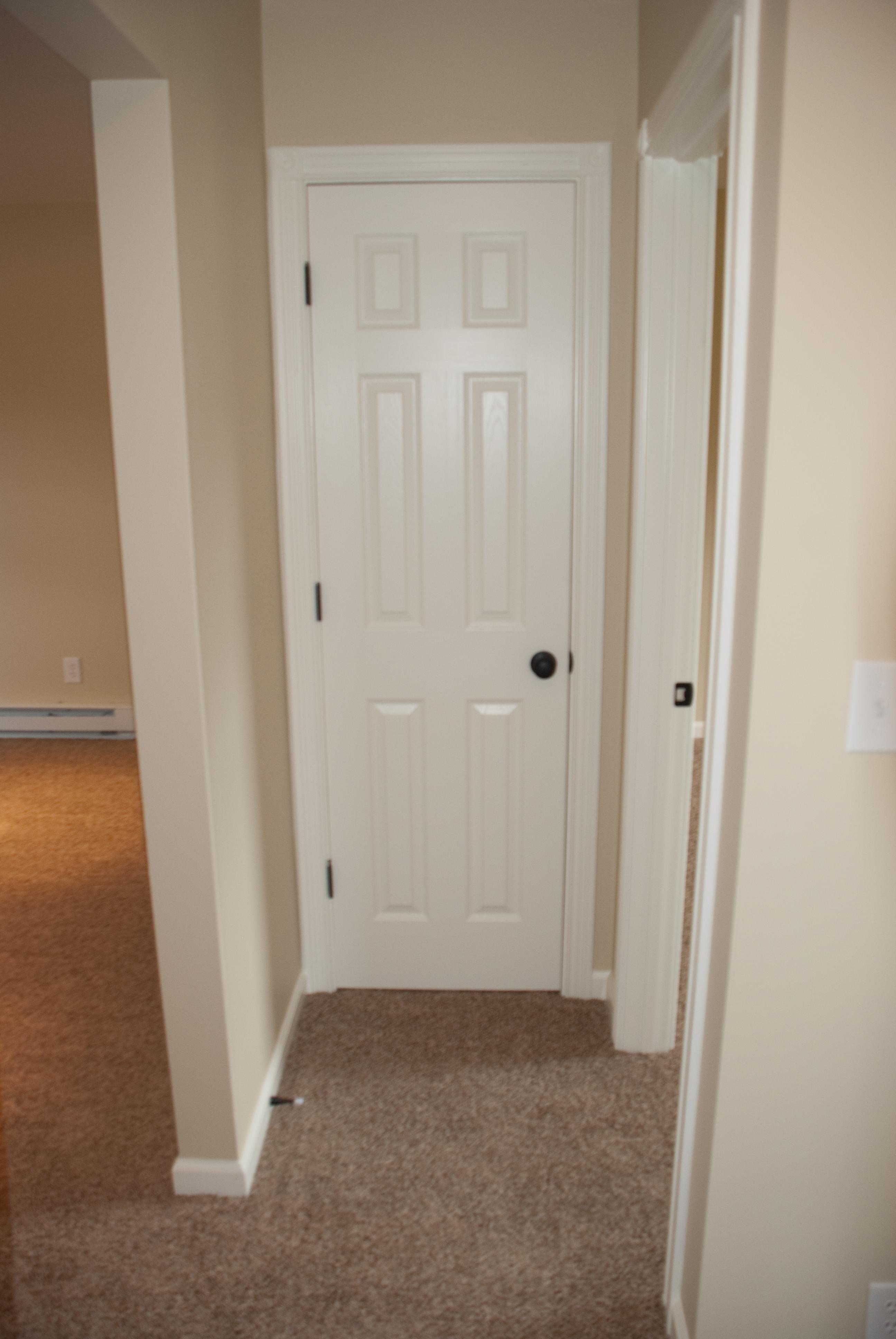 Hall Closet