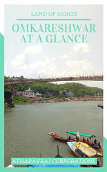 OMKARESHWAR - THE LAND OF SAINTS | AtharavRaj Yadav