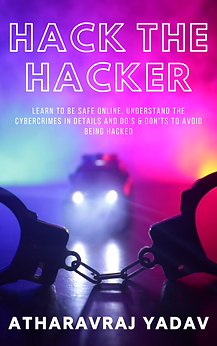 Hack the Hacker by AtharavRaj Yadav