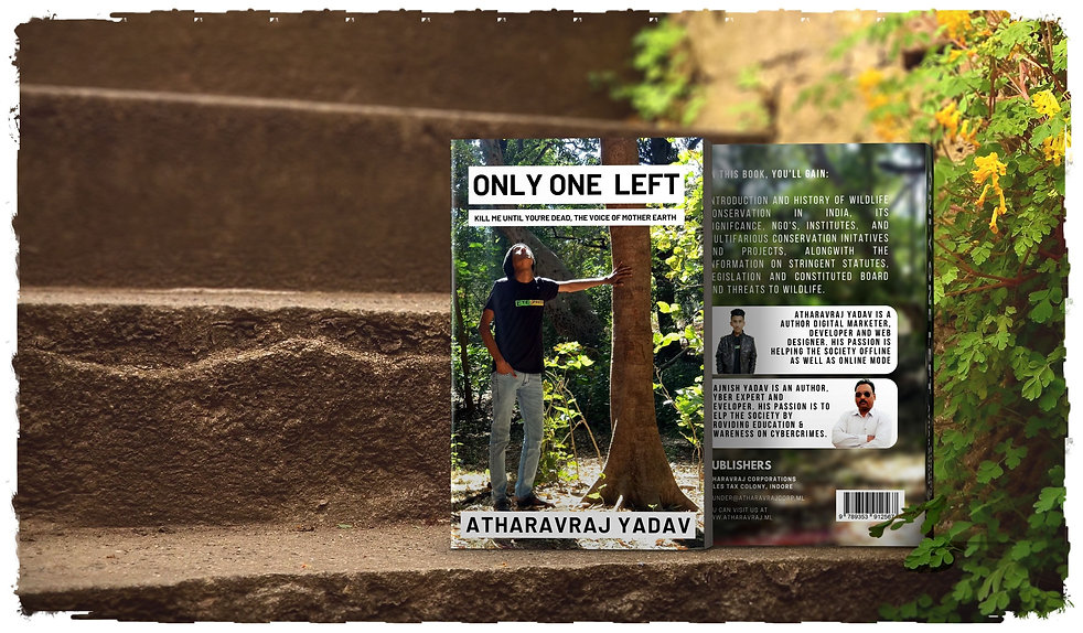 Only One Left by AtharavRaj Yadav