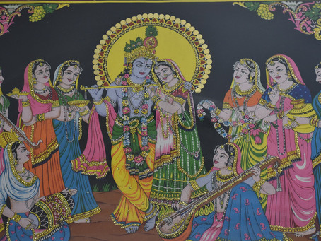 Lessons to learn from Lord Shri Krishna